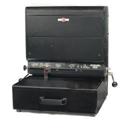 HD7700H Horizontal Binding Punch System