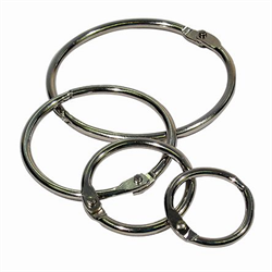 FastIn Steel Binding Rings