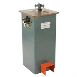 Pneumatic Quick Change Corner Rounder System