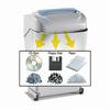 Additional Images for Kobra 240 C4 ES Multipurpose Shredder