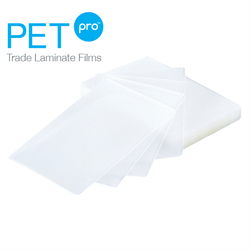 POUCHpro Trade Laminate Films