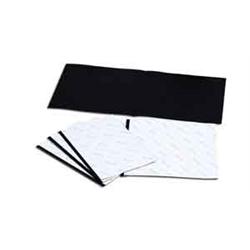 BINDpro Fastbind Grey Boards - Letter Landscape, 100 Pairs