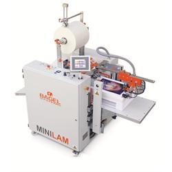 Bagel Minilam B3 Automatic High Performance Laminator