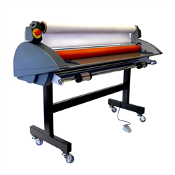 "RSC-1402HW 55"" Cold Roll Laminator with Heat Assist"
