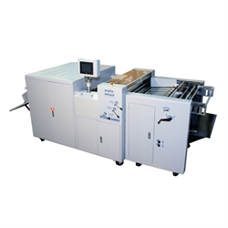 Graphic Whizard XDC 750A (75cm) UV VividCoater, Automatic Feed